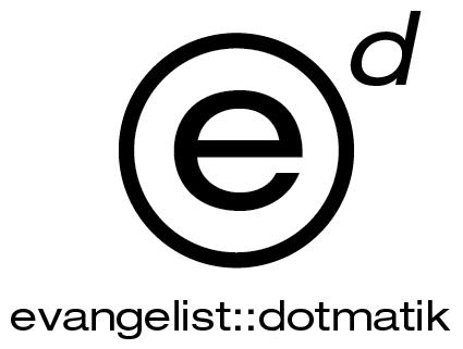 evangelist::dotmatik